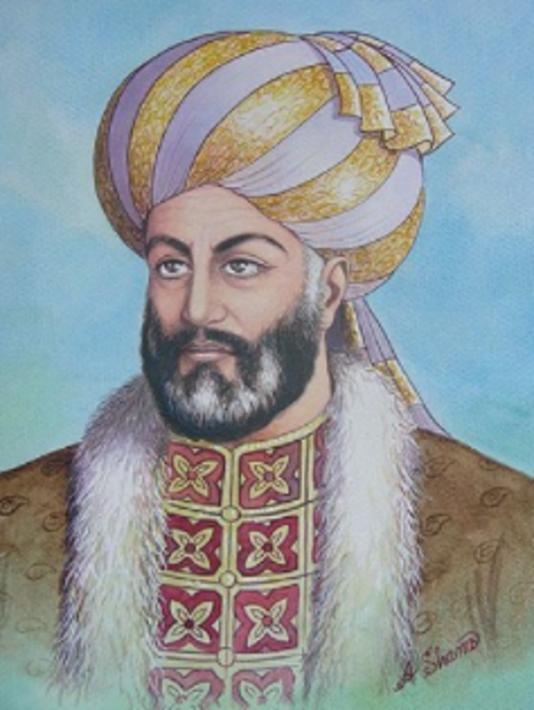 Medium ahmad shah baba
