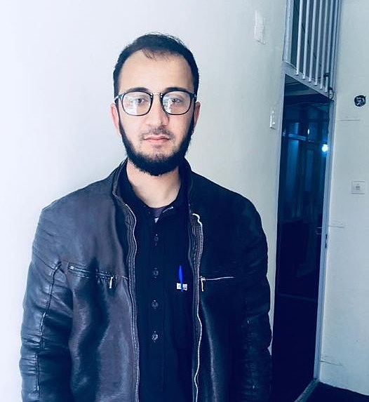 Zabihullah Ibrahimi انجنیر ذبیح الله ابراهیمی
